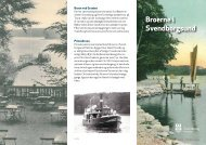 Broerne i Svendborgsund - Svendborg Havn