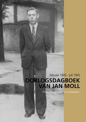 Oorlogsdagboek - Jan Moll