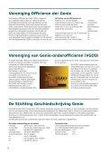 Vereniging Officieren der Genie - Regiment Genietroepen - Page 6