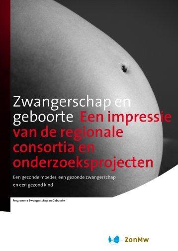 ZonMw Digimagazine - Zwangerschap en Geboorte Noord-Nederland