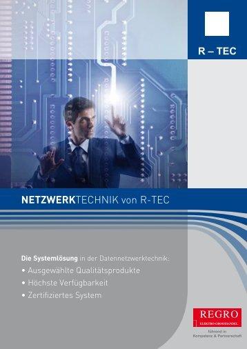 Netzwerktechnik von R-tec