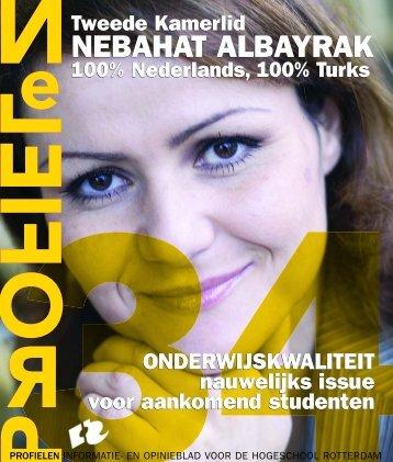 Profielen 34 - Profielen - Hogeschool Rotterdam