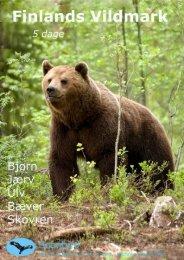 Turen går dybt ind i de finske skove tæt ved den russiske ... - Scanbird