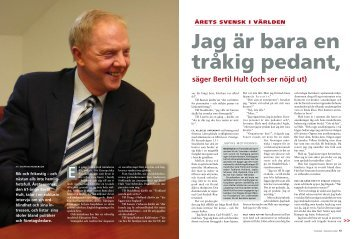 här - Föreningen Svenskar i Världen