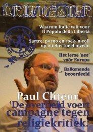 'De overheid voert - Bandwerkplus.nl