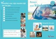 Reizen met kinderen - Jetair
