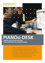 PIANOo-desk