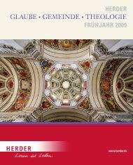 Einmalige Sonder- aufl age - Verlag Herder