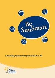 Be SunSmart final print file.indd - Cancer Council SA