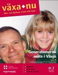 växa - Svenska Missionskyrkan
