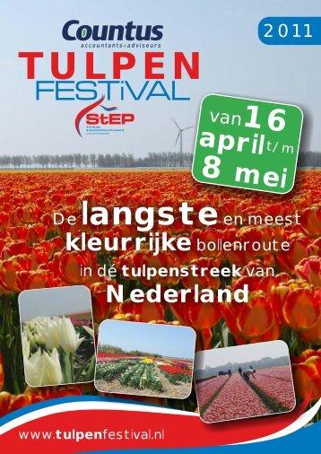 2011 tulpen - Tulpenfestival