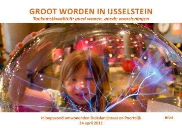PoortdiJk - Ons IJsselstein