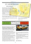 IN DIT NUMMER - Fiat 124 Sport Spider Register - Page 4