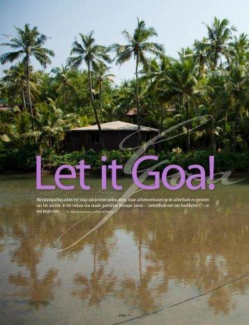 Goa - Yoga Retreat India