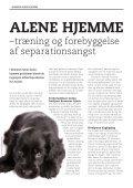 HUNDEN ALENE HJEMME - Dyrefondet - Page 3