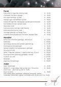 Se vores forslag til menu(Klik her) - Sundsørehus - Page 2