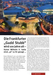 """Gudd Stubb"" - TAUNUS EDITION"