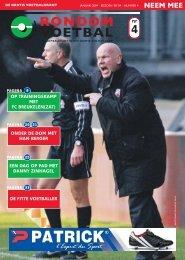 seizoen 2008/2009 nummer 4 - Rondom Voetbal
