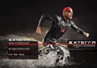 product catalogue - Midlands Ultra Triathlon