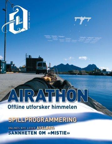 Offline #5 - Online :: Linjeforeningen for Informatikk - NTNU