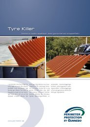 Tyre Killer - Perimeter Protection Group
