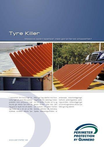 Tyre Killer - Perimeter Protection Group