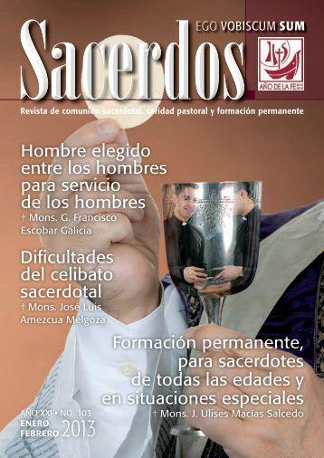 Revista de comunión sacerdotal, caridad pastoral y formación ...