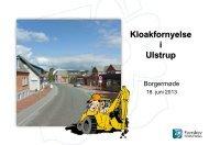 Klik her og se de informationer, som Favrskov Forsyning fremlagde ...