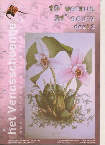 2006 - 2 - Orchideeën Vereniging Vlaanderen