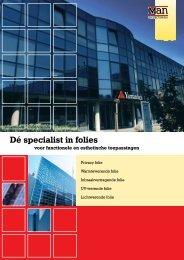 Algemene folder - Man Protection, De specialist in folies!