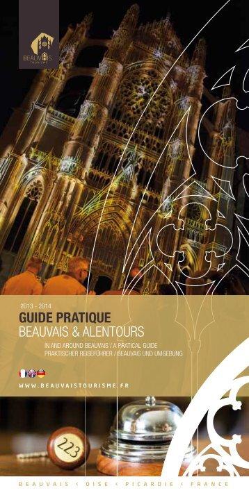 PDF Guide Pratique 2013-2014 - Office de Tourisme du Beauvaisis