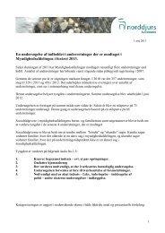 BUU-29-05-2013 - Bilag 15.03 Indholdet i underretninger maj 2013 ...