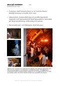 FRILUFTSLIV - TURISM - Mullsjö kommun - Page 3