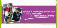 Sociale en financiële wegwijzer (pdf folder) - Vlaamse Reumaliga vzw
