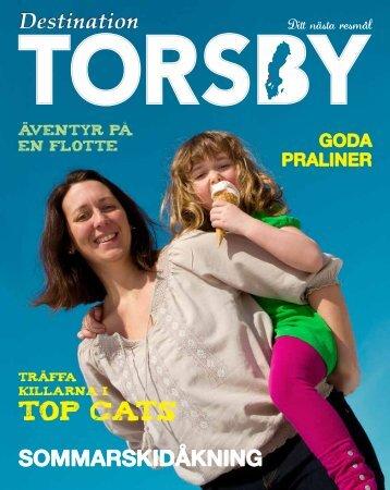 Destination SommarSkidåkning - Torsby kommun