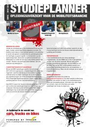 Studieplanner - Passion for Power