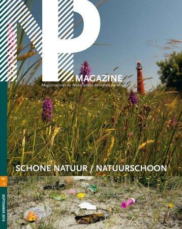 MAGAZINE - Stichting Samenwerkingsverband Nationale Parken