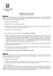 Consolato d'Italia Scutari - Consolato generale d'Italia in Albania ...