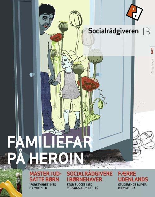 Socialrådgiveren 13-2012 - Dansk Socialrådgiverforening