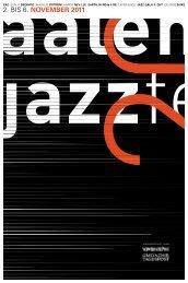 20.Aalener Jazzfest November 2011 - Schwäbische Post