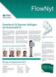 Grønbech & Sønner deltager på Automatik12