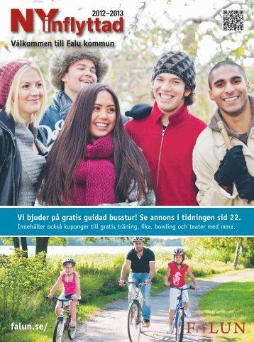 Tidningen nyinflyttad (pdf 6,5 MB) - Falu Kommun