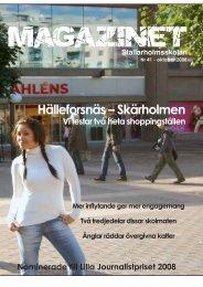 Nr 41 - Oktober 2008 - Strängnäs kommun