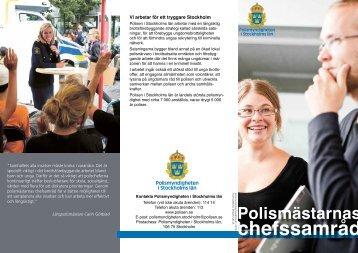 Ladda ner folder (pdf) - Polisen