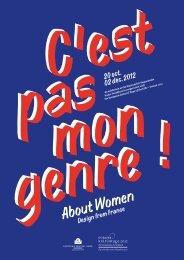 Dossier de presse - Le Lieu du Design