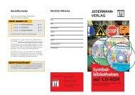 Symbol- bibliotheken auf CD-ROM - Jedermann-Verlag Heidelberg
