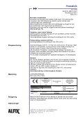 DuraPuds 703 - Indfarvet vandskurings- og filtsepuds - Alfix A/S - Page 2