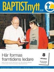 Här formas framtidens ledare - Svenska Baptistsamfundet