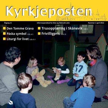 n Den Tomme Grava n Trusopplæring i Skånevik side 9