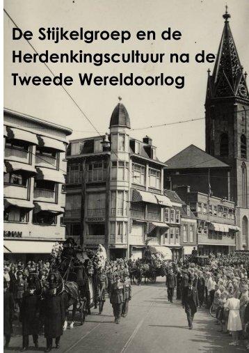 De Stijkelgroep en de Herdenkingscultuur na de Tweede ...
